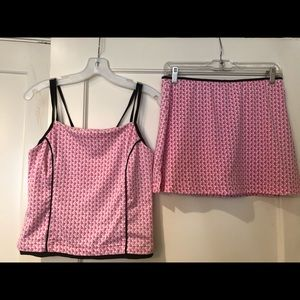 Lilly's of Beverly Hills Tennis Set